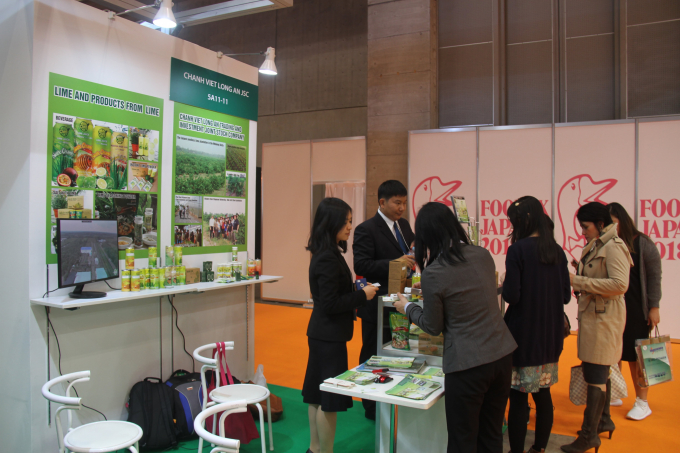 Chanh xanh Việt Nam gây bất ngờ lớn tại Nhật Bản
