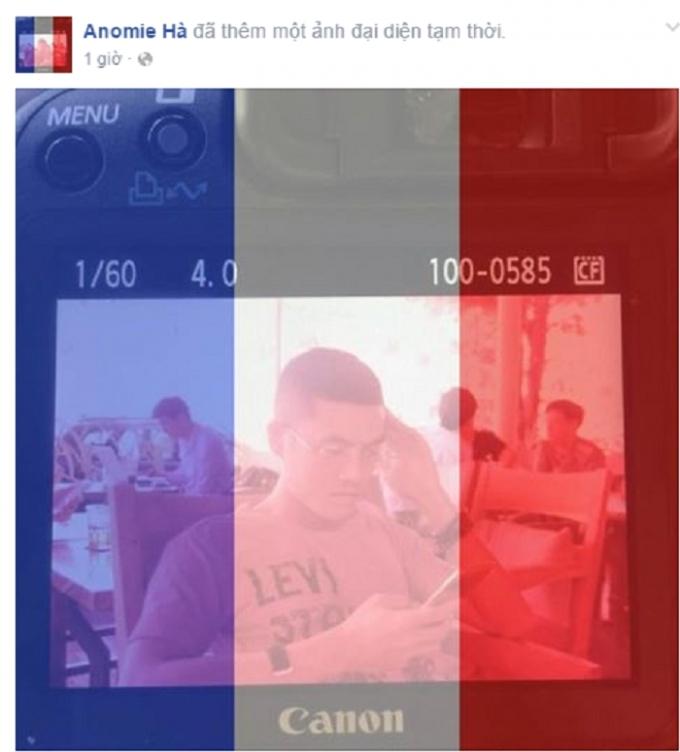 Bạn đã đổi avatar 3 màu cho Facebook của mình chưa?