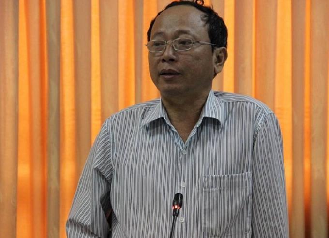 Ông Trần Thanh Tâm - Phó Giám đốc Sở TTTT An Giang.Ảnh: Vietnamnet