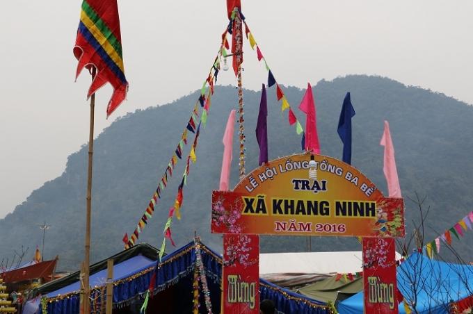 Xã Khang Ninh.Ảnh: Trung Du.
