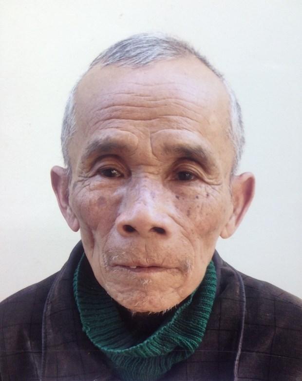 Ông Trần Văn Thêm vẫn đau khổ khi nhớ lại quãng đời đã qua.
