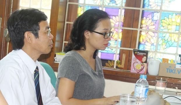 Luật sư Vũ Văn Lợi đang trả lời các câu hỏi mà độc giả quan tâm.