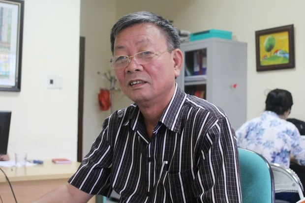 Ông Nguyễn Văn Hòa, người đại diện cho ông Thêm.