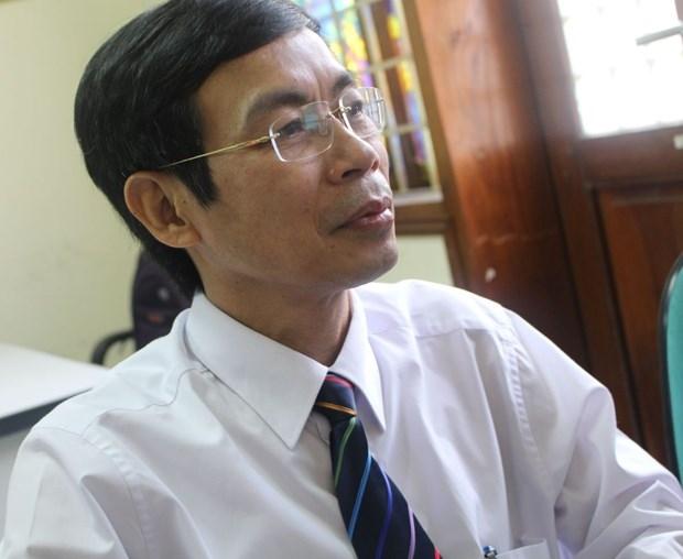 Luật sư Vũ Văn Lợi, người đã tìm ra vụ án oan chấn động.