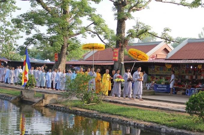 Thái Bình chính thức khai hội chùa Keo mùa Thu năm 2016