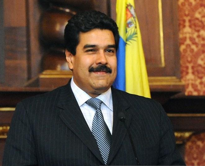 Tổng thống Venezuela,Nicolas Maduro (Ảnh: Internet).