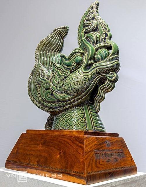 Món quà lưu niệm Thủ tướng Nguyễn Xuân Phúc gửi tặng Tổng thống Mỹ Obama (Ảnh: VnExpress).