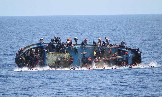 Thời gian gần đây những tai nạn đắm tàu thường xuyên xảy ra (Ảnh: Reuters).