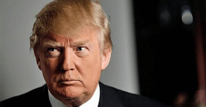 Tỷ phú Donald Trump bị phản đối dữ dỗi vì phát ngôn dâm tục. (Ảnh: Reuters)