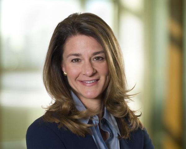 Bà Melinda Gates. (Ảnh: Getty)