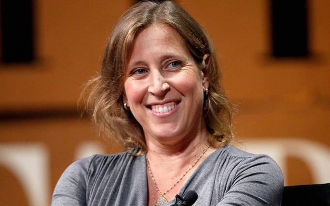 Bà Susan Wojcicki. (Ảnh: Getty)