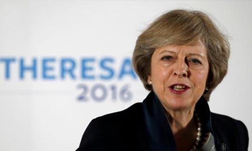 Tân Thủ tướng Anh khẳng định, với kinh nghiệm của mình bà có thể giúp Anh trở thành đất nước đáp ứng được nhu cầu của tất cả mọi người. (Ảnh: Reuters)