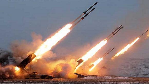 Quân đội Hàn Quốc cho rằng 3 tên lửa SCUD của Triều Tiên có tầm bắn bao trùm toàn bộ lãnh thổ Hàn Quốc. (Ảnh minh họa)