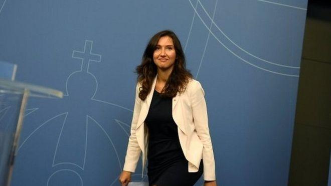 Bà Aida Hadzialic. (Ảnh:Reuters)