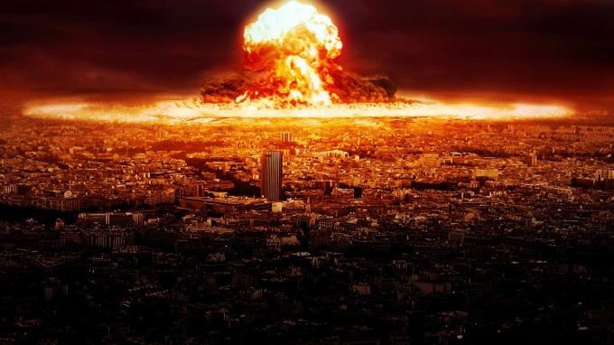 Sức công phá khủng khiếp của vụ nổ bom nguyên tử ở Hiroshima năm 1945. (Ảnh: Internet)