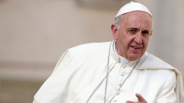 Giáo hoàng Francis khuyên giáo dân Mỹ dùng lương tâm để bầu tổng thống. (Ảnh: AP)