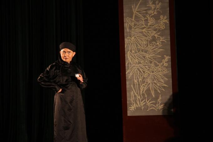 Nghệ sĩ Xuân Hinh.