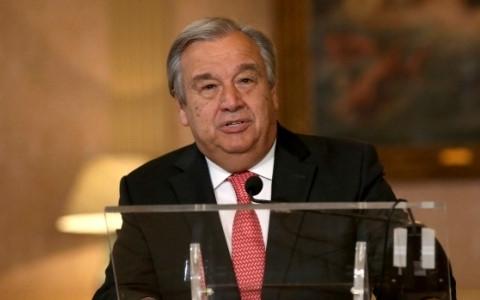 Tân Tổng Thư ký Liên Hợp Quốc Antonio Guterres. (Ảnh: Reuters).