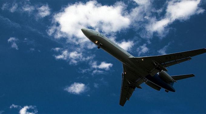 Một chiếc máy bay T-154. (Ảnh: RT)