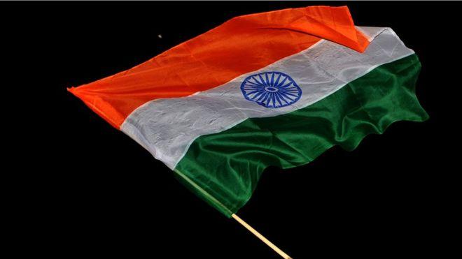Quốc kỳ Ấn Độ. (Ảnh: Getty)