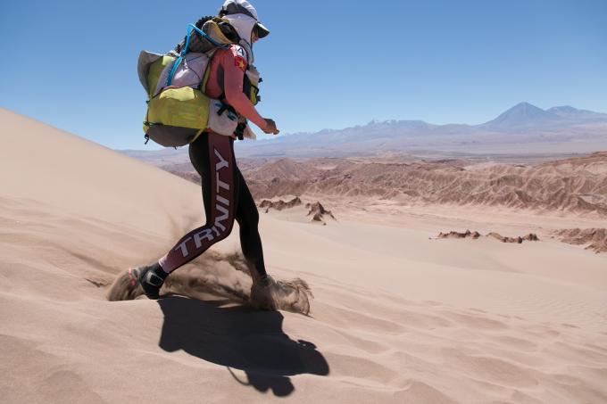Năm 2016, Thanh Vũ đã tham gia hành trình lên tới 1.000 km qua 4 sa mạc khắc nghiệt nhất thế giới.
