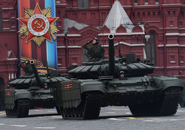 Phiên bản T-72B3M của dòng xe tăng chủ lực T-72 lộ diện lần đầu tiên