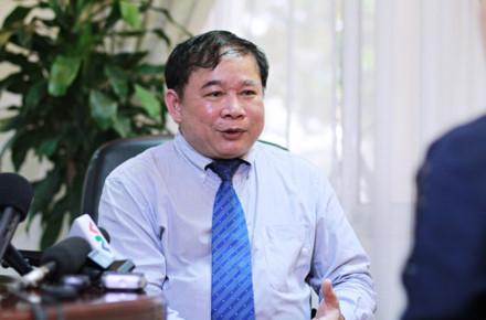 Thứ trưởng Bộ GD-ĐT Bùi Văn Ga. (Ảnh: Lao động)