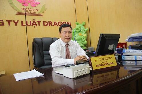 Luật sư Nguyễn Minh Long chia sẻ quan điểm về ngày Pháp luật Việt Nam.