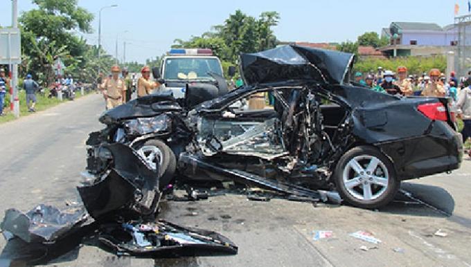 Những ngày cận tết, tình trạng tai nạn giao thông tăng cao đột biến (ảnh minh họa).