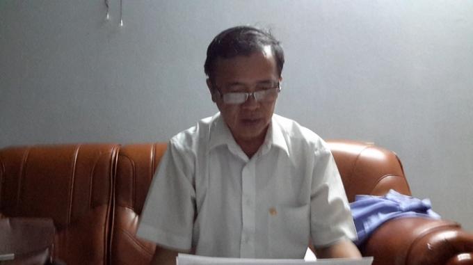 Ông Nguyễn Đức Thành nói về cuộc hành trình 32 năm đi đòi lại mảnh đất được chính quyền địa phương cấp cho gia đình mình từ năm 1984.
