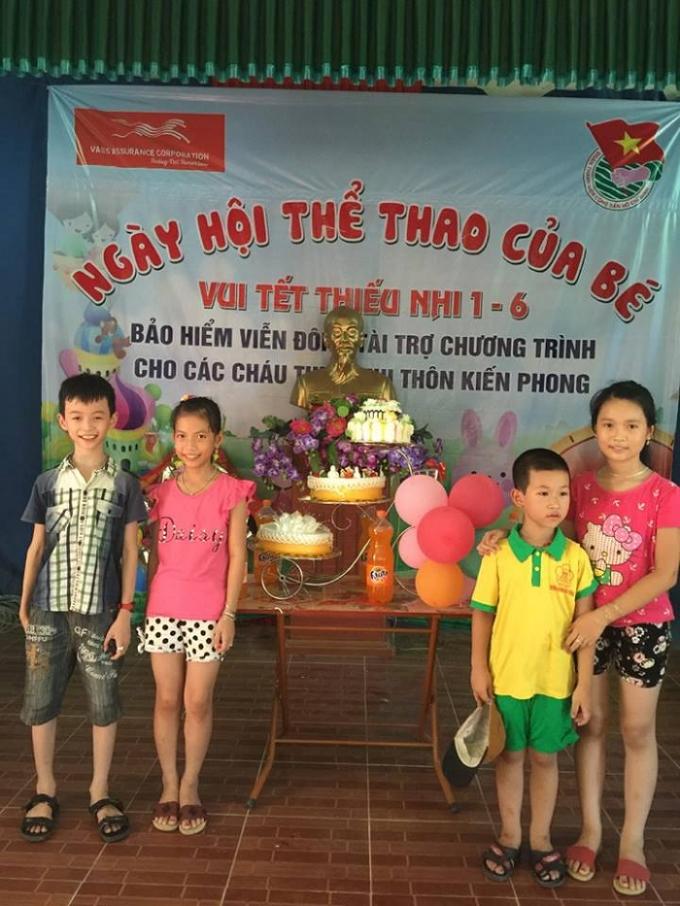 Ninh Bình: Tưng bừng ngày hội quốc tế thiếu nhi