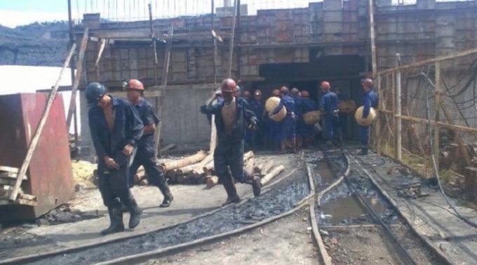 Trong vòng 1 tháng, liên tiếp có hai vụ tai nạn nghiêm trọng xảy ra tại công ty than Hòn Gai. (Ảnh minh họa).