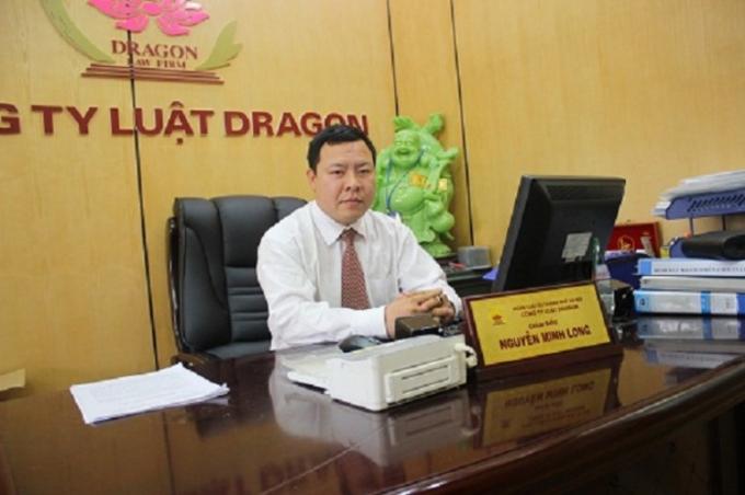 Luật sư Nguyễn Minh Long phân tích về những sai phạm trong việc ban hành quyết định của lãnh đạo UBND xã Mai Lâm.