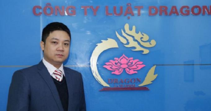 Luật sư Nguyễn Đức Năng - Công ty luật Dragon - Đoàn Luật sư TP Hà Nội.