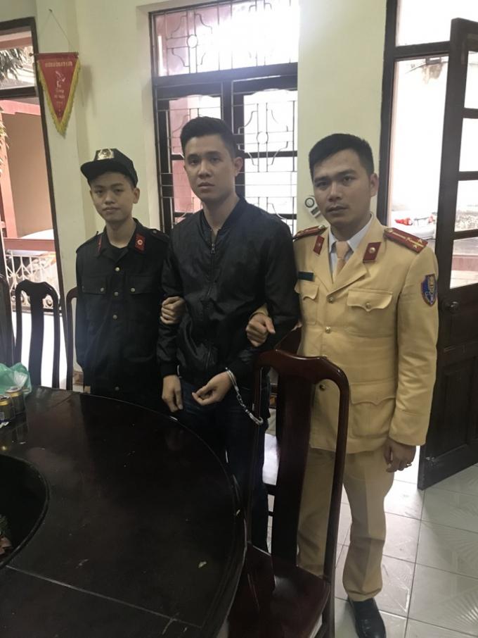 Đối tượng Phạm Quang Vinh.