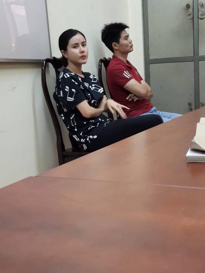 Nghi can Trần Thị Hồng TrinhẢNH: CTV.