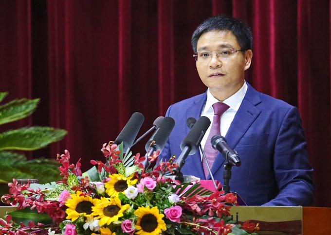 ÔngNguyễn Văn Thắng trúng cử chức danh Phó Chủ tịch UBND tỉnh Quảng Ninhnhiệm kỳ 2016-2021.