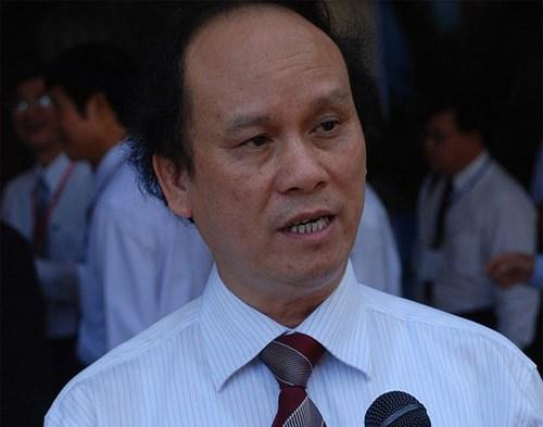 Ông Trần Văn Minh đã bị đình chỉ sinh hoạt Đảng.