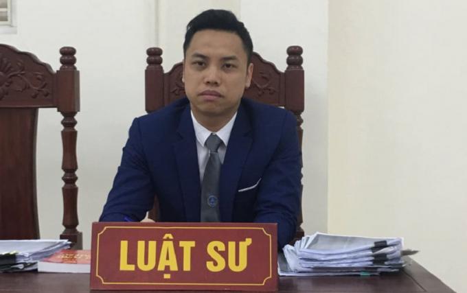 Luật sư Nguyễn Hưng phân tích về vụ việc.