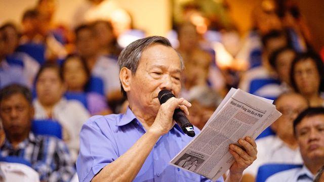 Ông Lê Thanh Tùng quan tâm đến tình hình sức khỏe Tổng Bí thư, Chủ tịch nước Nguyễn Phú Trọng.