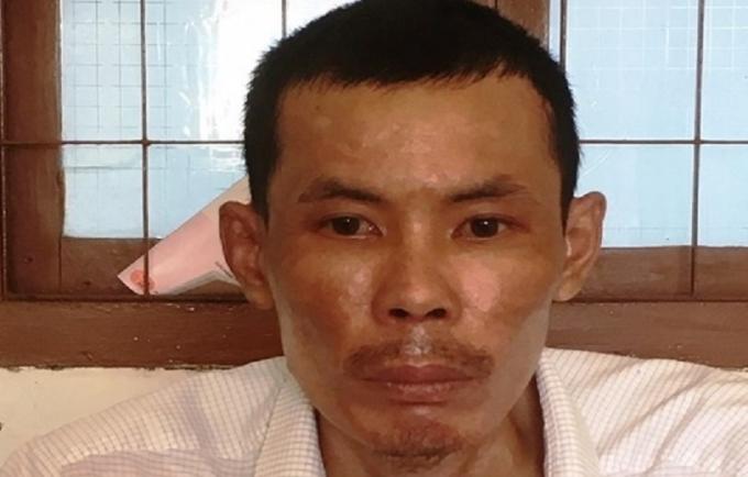 Bị can Trần Thuận Thuyên.