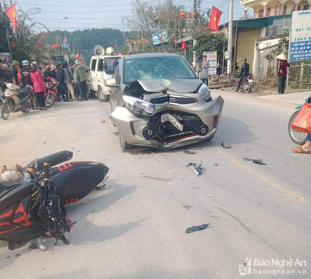 Image result for tai nạn giao thông tết tân sửu