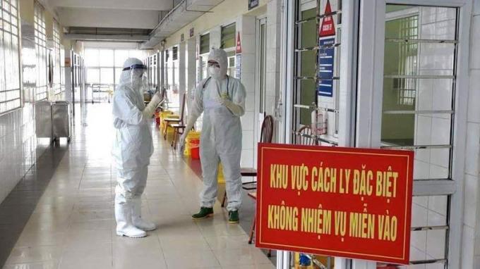 Hiện bệnh nhân đang được cách ly, điều trị tại Điều trị tại Bệnh viện số 2 tỉnh Quảng Ninh.