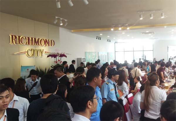 Tiện ích và tiềm năng tăng giá, đó là lý dodự án Richmond City