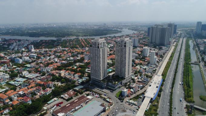 Vị trí Sài Gòn Gateway được đánh giá là lý tưởng.