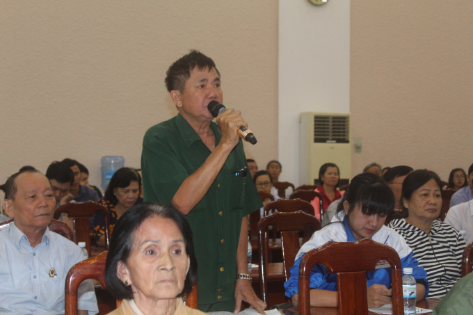 Cử tri Phạm Tiến Bảy cho rằng cần xử lý nghiêm hành vi bạo hành trẻ tại trường Mầm Xanh.