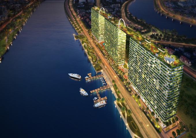 Dự án Diamond Lotus Riverside- Căn hộ xanh tiêu chuẩn Mỹ (Leed) chất lượng Nhật Bản lần đầu tiên tại Việt Nam.