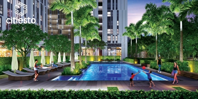 Ở CitiEsto, Kiến Á Group mong muốn tạo nên một khu căn hộ đẹp, đầy đủ tiện nghi với chi phí vừa phải, .