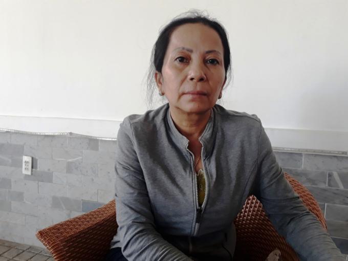 Bà Trần Ngọc Lang, người được đồn đoán là