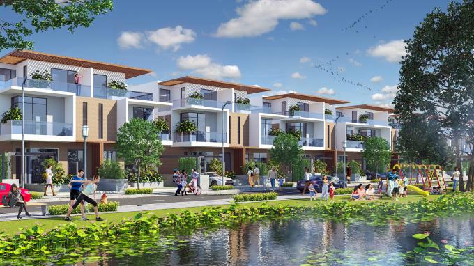 Thành phố của giá trị sống mới Dragon Village đang được khách hàng và nhà đầu tư đón nhận.